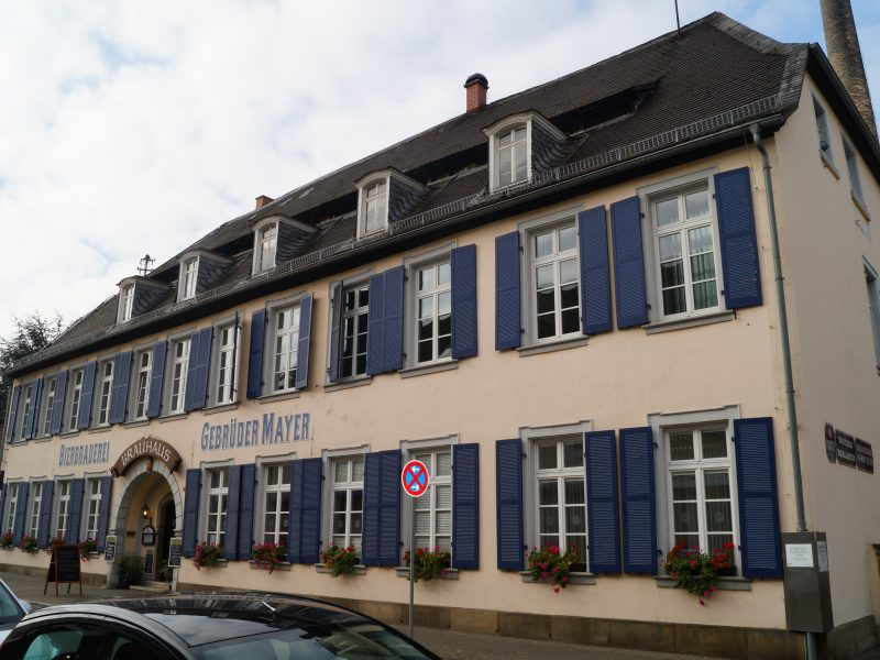 Oggersheim Hauswirtschaft Mayerbräu