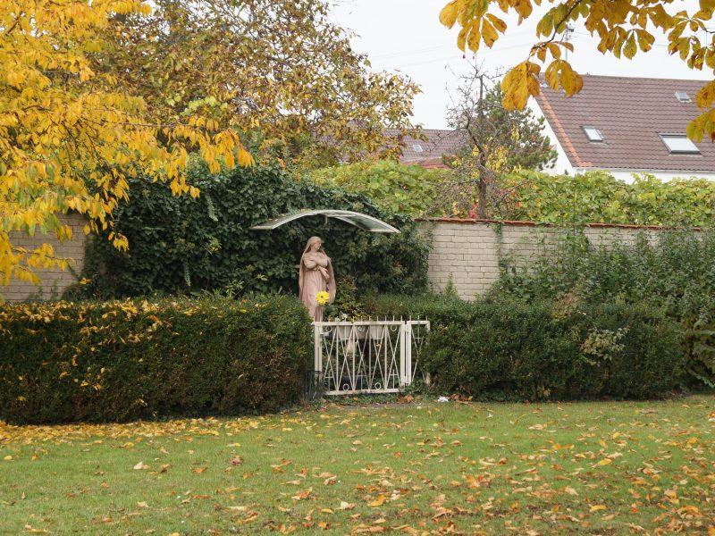 Oggersheim Maria im Kirchengarten