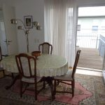 Essbereich mit Balkon 1